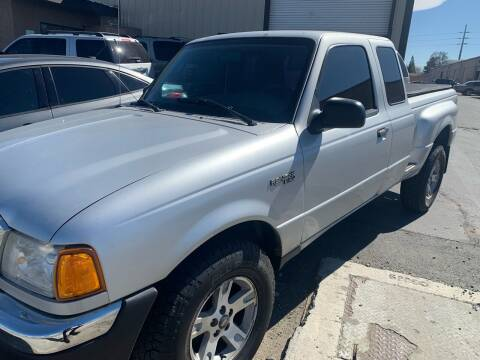 2004 Ford Ranger for sale at City Auto Sales in Sparks NV