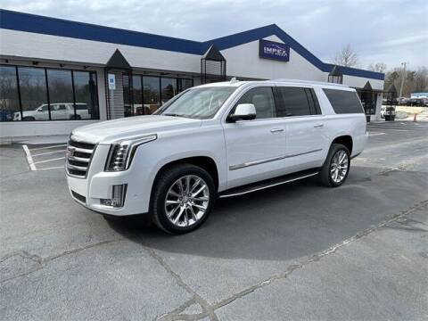 2017 Cadillac Escalade ESV for sale at Impex Auto Sales in Greensboro NC