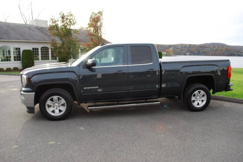 2018 GMC Sierra 1500 4x2 SLE 4dr Double Cab 6.5 ft. SB - New Milford CT