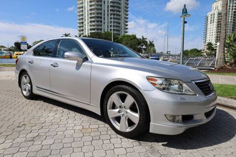 2010 Lexus LS 460 for sale at Choice Auto in Fort Lauderdale FL