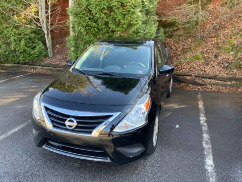 2019 Nissan Versa for sale at A & K Auto Sales in Mauldin SC