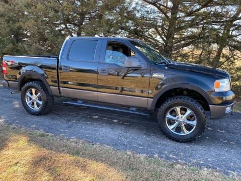 2005 Ford F-150 for sale at Kansas Car Finder in Valley Falls KS