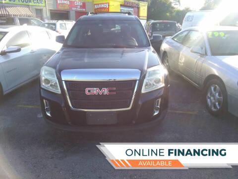2011 GMC Terrain for sale at Marino's Auto Sales in Laurel DE