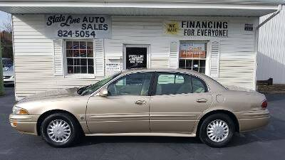 2005 Buick LeSabre for sale at STATE LINE AUTO SALES in New Church VA