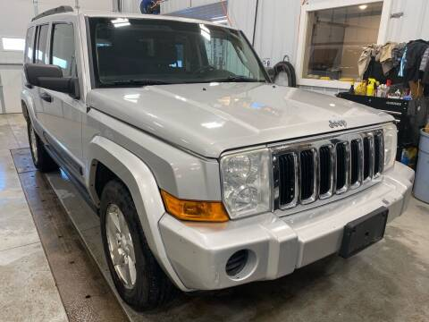 2006 Jeep Commander for sale at RDJ Auto Sales in Kerkhoven MN