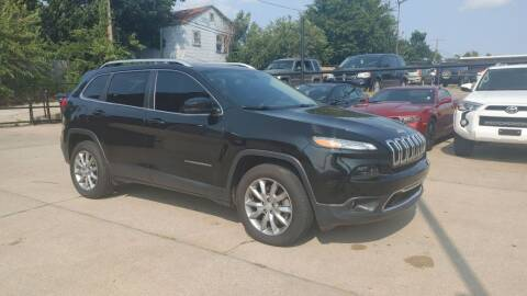 2018 Jeep Cherokee for sale at Southwest Sports & Imports in Oklahoma City OK