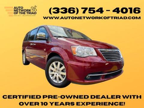 2014 Chrysler Town and Country for sale at Auto Network of the Triad in Walkertown NC