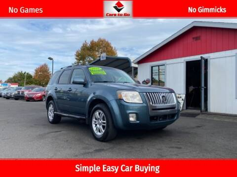 2010 Mercury Mariner for sale at Cars To Go in Portland OR