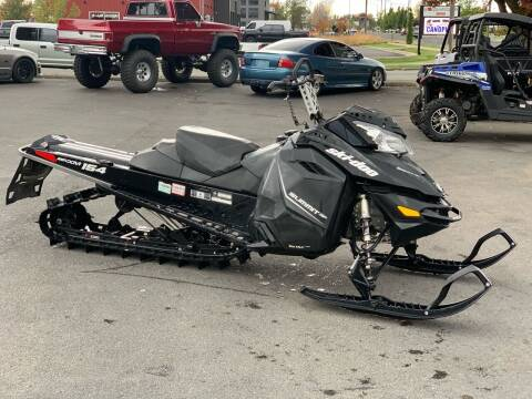 2014 Skidoo Summit XM 800 154in for sale at Harper Motorsports in Post Falls ID