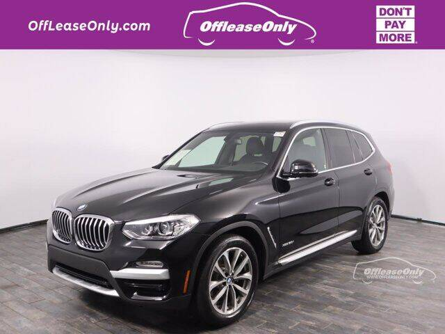 2018 BMW X3 for sale in North Lauderdale, FL