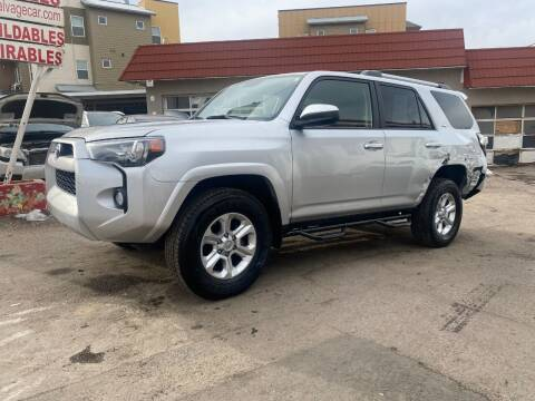 2019 Toyota 4Runner for sale at STS Automotive in Denver CO