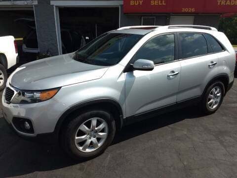 2013 Kia Sorento for sale at Economy Motors in Muncie IN