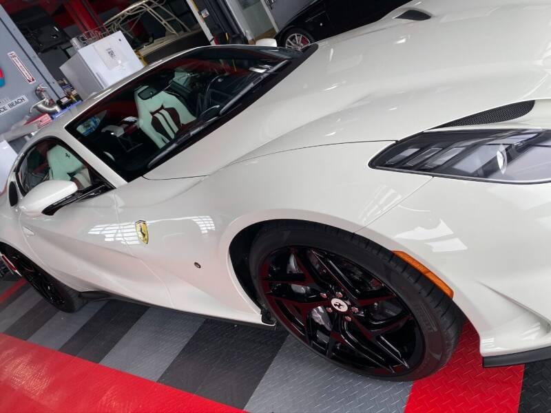 2020 Ferrari 812 Superfast for sale at Exquisite Auto in Sarasota FL