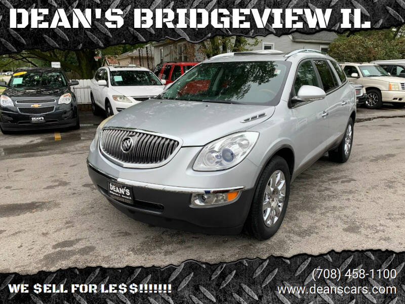 2011 Buick Enclave for sale at DEANSCARS.COM in Bridgeview IL