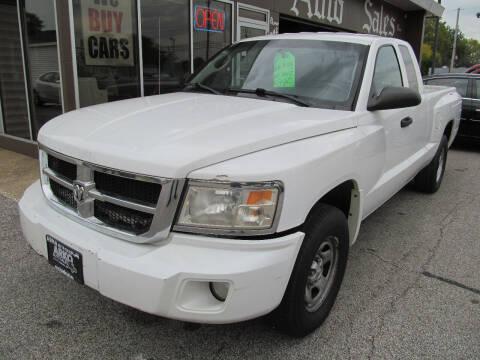2011 RAM Dakota for sale at Arko Auto Sales in Eastlake OH
