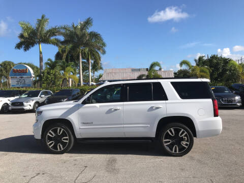 2019 Chevrolet Tahoe for sale at Classic Cars of Palm Beach in Jupiter FL