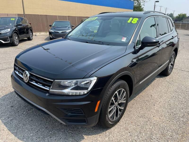 2018 Volkswagen Tiguan for sale at M.A.S.S. Motors - MASS MOTORS in Boise ID