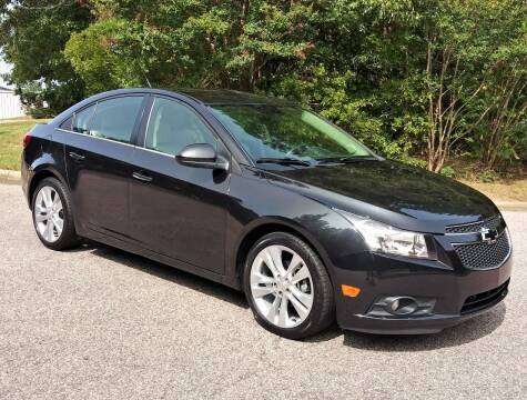 2014 Chevrolet Cruze for sale at Weaver Motorsports Inc in Cary NC