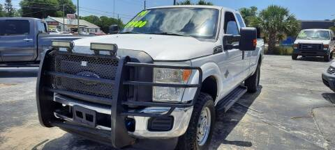 2014 Ford F-250 Super Duty for sale at Autos by Tom in Largo FL