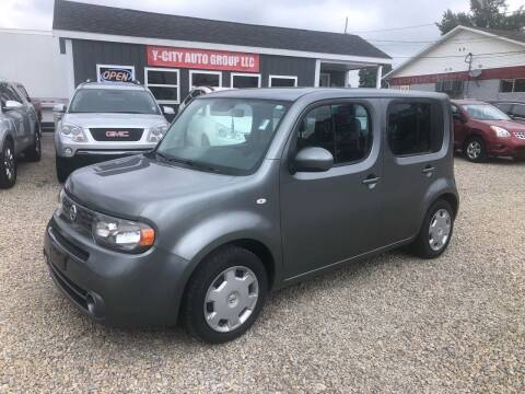 2010 Nissan cube for sale at Y City Auto Group in Zanesville OH