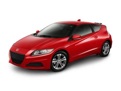 2013 Honda CR-Z for sale at Bill Gatton Used Cars - BILL GATTON ACURA MAZDA in Johnson City TN