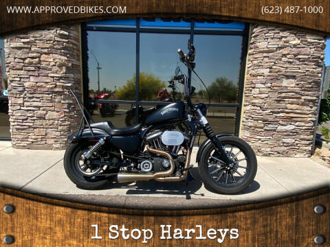 2014 Harley-Davidson Iron 883 W/1250kit for sale at 1 Stop Harleys in Peoria AZ