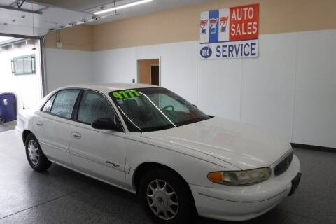 1998 Buick Century for sale at 777 Auto Sales and Service in Tacoma WA