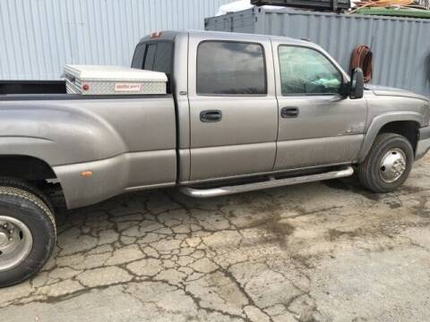 2007 Chevrolet Silverado 3500 Classic for sale at COYLE GM - COYLE NISSAN - New Inventory in Clarksville IN