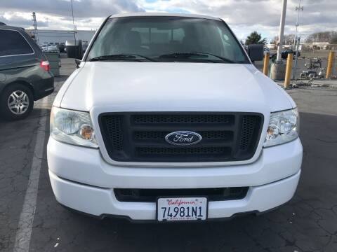 2005 Ford F-150 for sale at Auto Outlet Sac LLC in Sacramento CA