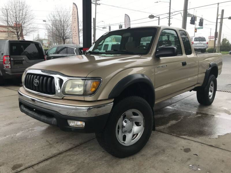 2004 Toyota Tacoma for sale at Michael's Imports in Tallahassee FL