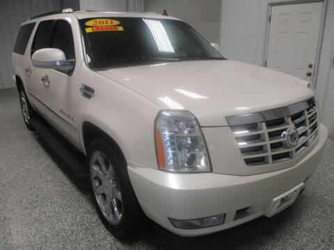 2011 Cadillac Escalade ESV for sale at LaFleur Auto Sales in North Sioux City SD
