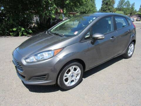 2016 Ford Fiesta for sale at Triple C Auto Brokers in Washougal WA