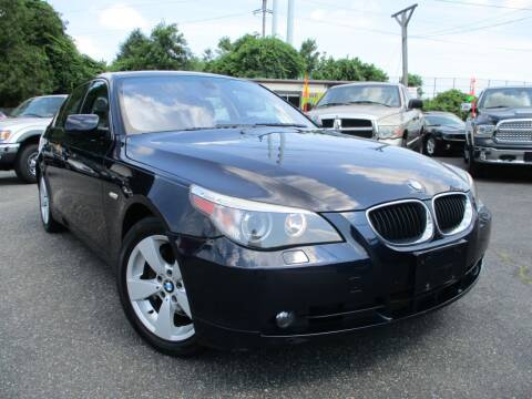 2006 BMW 5 Series for sale at Unlimited Auto Sales Inc. in Mount Sinai NY