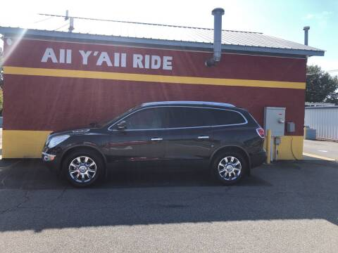 2012 Buick Enclave for sale at Big Daddy's Auto in Winston-Salem NC