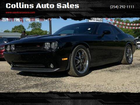 2013 Dodge Challenger for sale at Collins Auto Sales in Waco TX