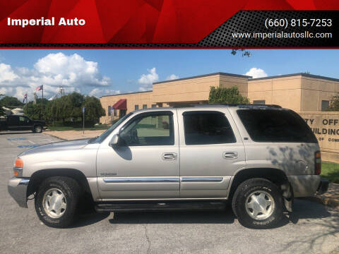 2004 GMC Yukon for sale at Imperial Auto, LLC in Marshall MO