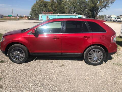 2010 Ford Edge for sale at LYNDON MOTORS in Lyndon KS
