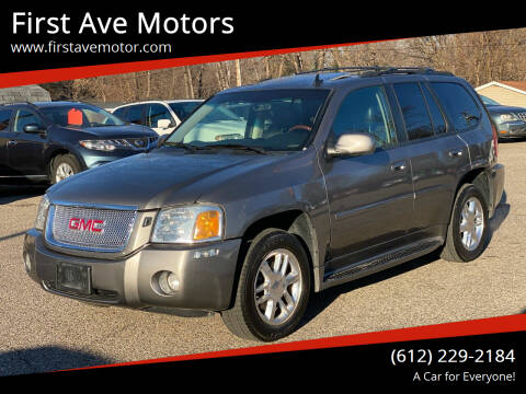 2008 GMC Envoy for sale at First Ave Motors in Shakopee MN