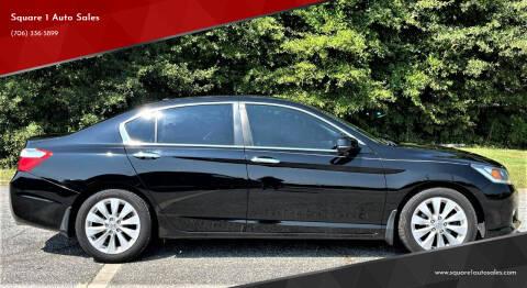 2013 Honda Accord for sale at Square 1 Auto Sales - Commerce in Commerce GA