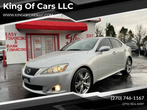 2009 Lexus IS 250 for sale at King of Cars LLC in Bowling Green KY