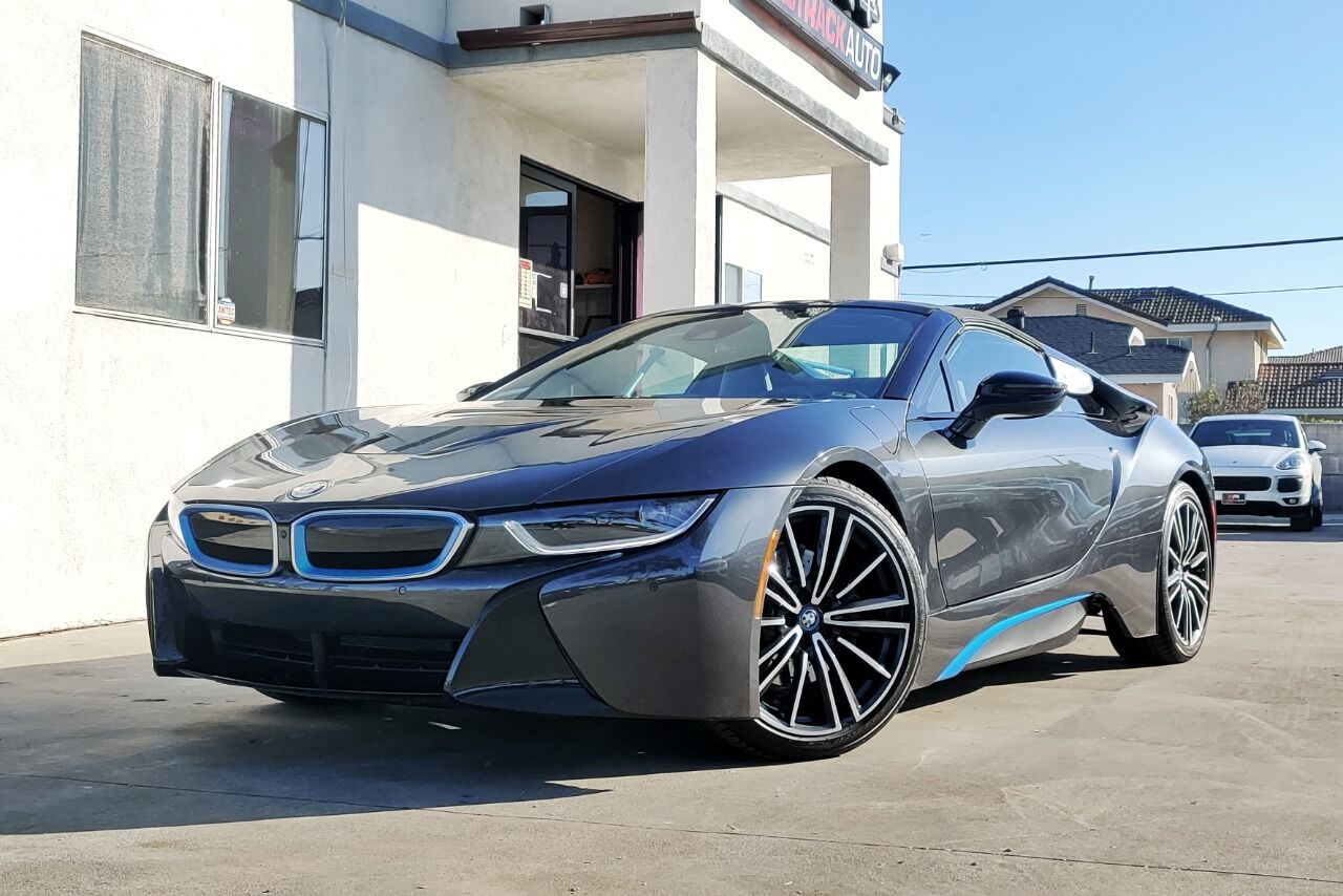 Used Bmw I8 For Sale Carsforsale Com
