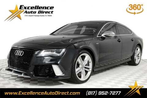 2013 Audi S7 for sale at Excellence Auto Direct in Euless TX
