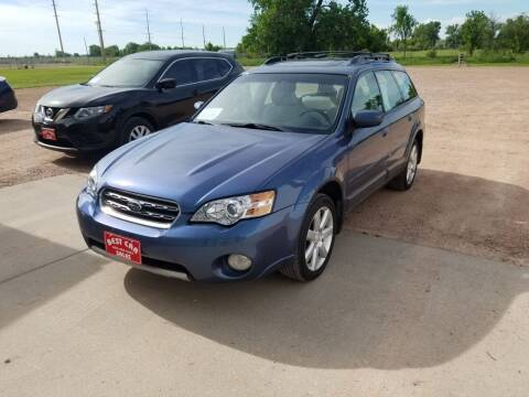 2006 Subaru Outback for sale at Best Car Sales in Rapid City SD