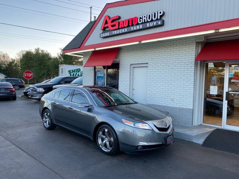 2010 Acura TL for sale at AG AUTOGROUP in Vineland NJ