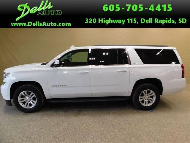 2020 Chevrolet Suburban for sale at Dells Auto in Dell Rapids SD