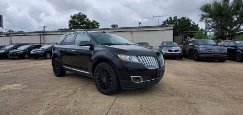 2013 Lincoln MKX for sale at International Auto Sales in Garland TX