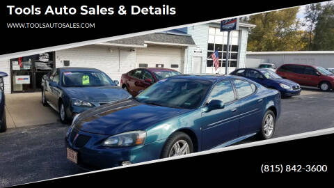 2006 Pontiac Grand Prix for sale at Tools Auto Sales & Details in Pontiac IL