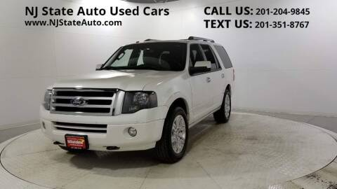 2014 Ford Expedition for sale at NJ State Auto Auction in Jersey City NJ