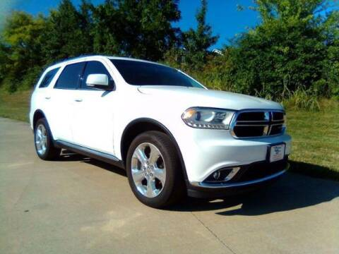2014 Dodge Durango for sale at MODERN AUTO CO in Washington MO
