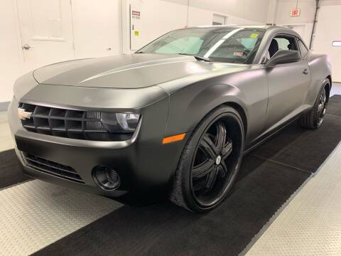 2013 Chevrolet Camaro for sale at TOWNE AUTO BROKERS in Virginia Beach VA